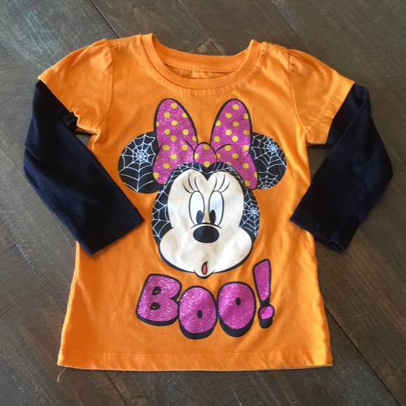 disney minnie mouse halloween t shirt